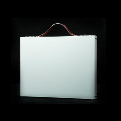 MacBookAirアタシュケース SmartaBook13inchシルバー